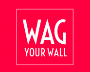 What is WAG YOUR WALL?