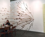 Weingarten Art Group Chronicles Armory Arts Week for CultureMap