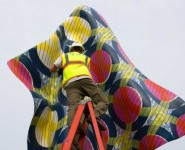 Public Art Monday: Yinka Shonibare at Hermann Park