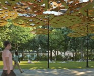 Public Art Monday: Teresita Fernandez at Madison Square Park