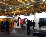 Art Basel Buzz Day Two: Best booths, really bad sculpture and artists who are here to stay