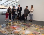 Frieze London in pictures: Notable art from a leading contemporary art fair