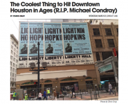 """The Coolest Thing to Hit Downtown Houston in Ages"" and WAG is leading the way"