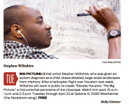 See the big picture: Stephen Wiltshire project a favorite for Houston Chronicle culture guru