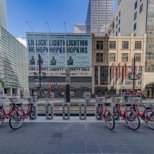 Jamal Cyrus' Lightnin' Field, photo by Joel Luks/CKP Group