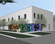 WAG curates art program for new Legacy Community Health location