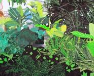 Bradley Kerl: Verdant Botanicals and Expressive Color