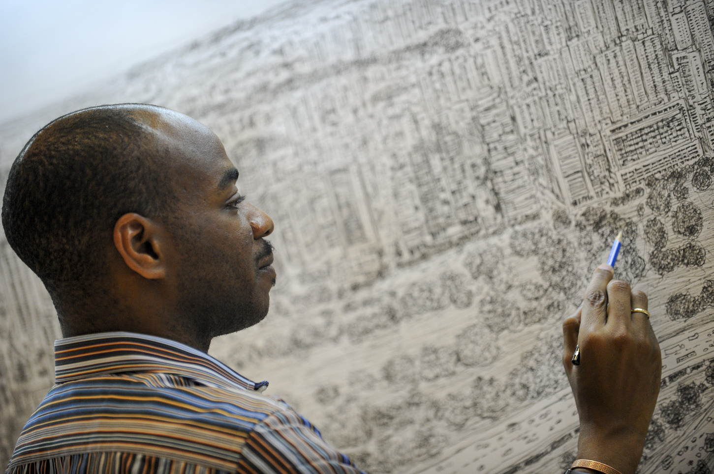 Elevate Houston with Stephen Wiltshire