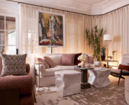 Marcus Mohon Interiors and Weingarten Art Group Curate Kips Bay Show Home Breakfast Keeping Room